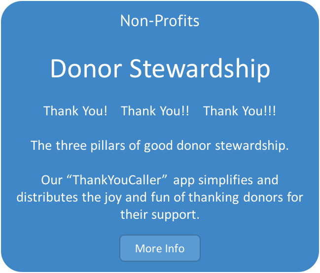 Donor Stewardship